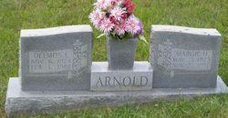 Delmos Lowden Arnold