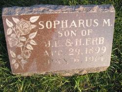 Sopharus M Erb