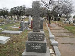 William H Adams