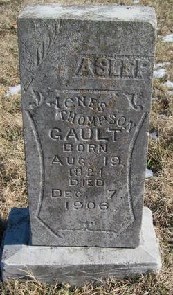Agnes <i>Thompson</i> Gault