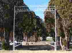 Hagerman Masonic Cemetery