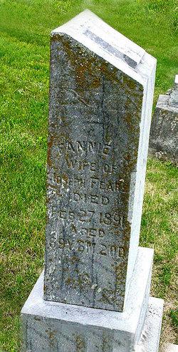 Fannie A. <i>Tiffin</i> Fears