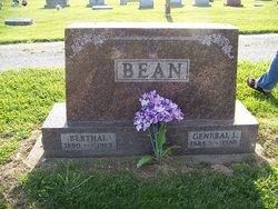 General Logan Bean