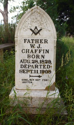 William Joseph Chaffin, Sr