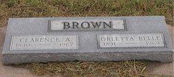 Clarence A. Brown