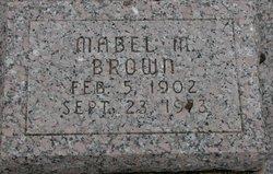 Mabel Mira <i>McKinney</i> Brown