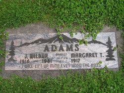 J. Wilbur Adams