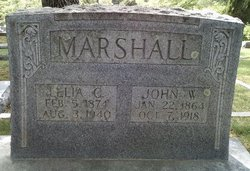 John Warrior Marshall, Jr