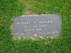 Robert Velare Bob Menzie