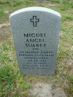 Corp Miguel Angel Suarez