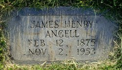 James Henry Angell