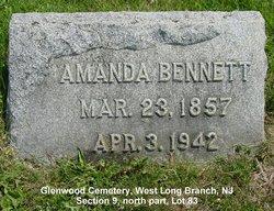 Amanda Mandy <i>Howland</i> Bennett