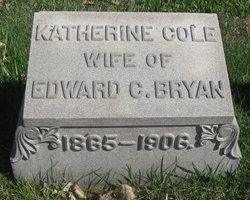 Katherine Louise <i>Cole</i> Bryan