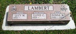 Donna Marie <i>Anderson</i> Lambert