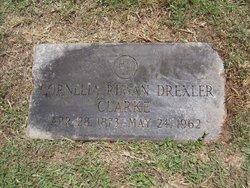 Cornelia Frances Cora <i>Regan Dexler</i> Clarke