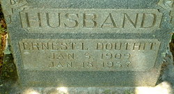 Ernest L Douthit