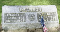 Pvt Mahlon B Bird Pearson