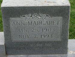 Rev Ann Margaret Beard