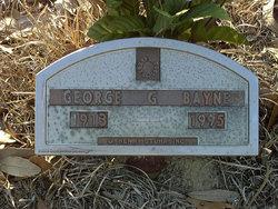 George G. Bayne