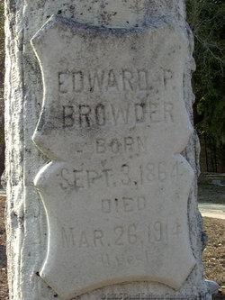 Edward P. Browder