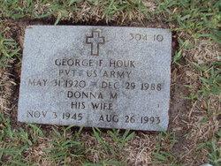 George F Houk