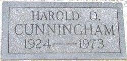 Harold Otto Cunningham