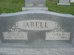 Lena V. <i>Fraxier</i> Abell