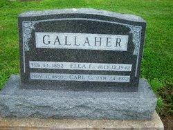 Ella Frances <i>Shannon</i> Gallaher