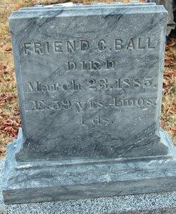 Friend Coursen Ball