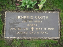Henry G. Groth, Sr