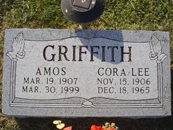 Cora Lee <i>Moore</i> Griffith