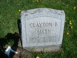 Clayton B Allyn