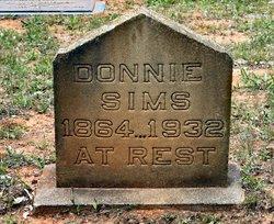 Caroline Siloma Donnie <i>Spence</i> Sims