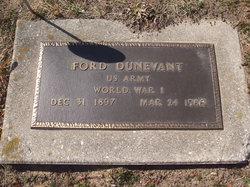 Ford Dunevant