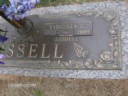 Virginia <i>Liddell</i> Russell