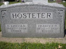 Frances Rosetta <i>Lamb</i> Hosteter