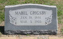 Mabel Grigsby