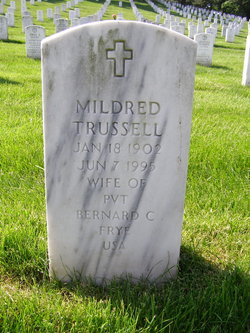Mildred Neill <i>Trussell</i> Frye