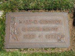 Mary Dean <i>Romberger</i> Kennedy