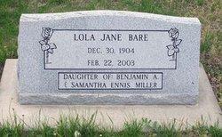 Lola Jane Bare