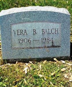 Vera Balch