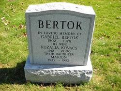 Marion Bertok