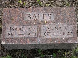 Anna Violetta <i>Rhoades</i> Bales