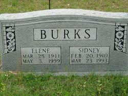 Sidney Roscoe Burks