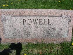 Corrine Sarah <i>Abell</i> Powell