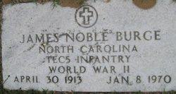 James Noble Burge