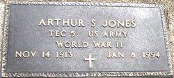 Arthur Stratton Jones