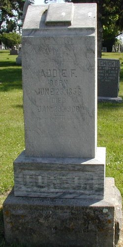 Addie F. <i>Cragin</i> Corson