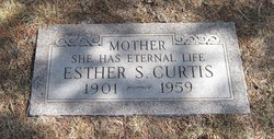 Esther S Curtis