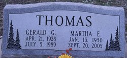 Gerald G. Thomas
